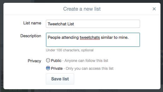 tweetchat-list