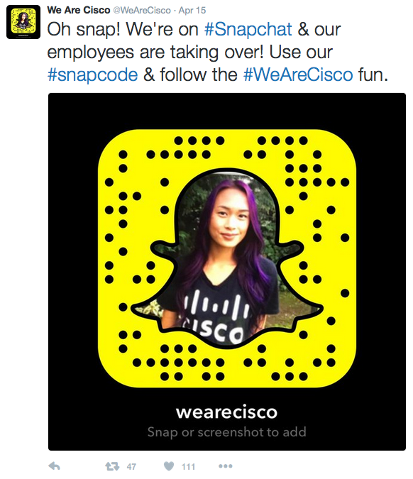 Snapchat for Brands: Strategic Ways to Grow Your Snapchat Following